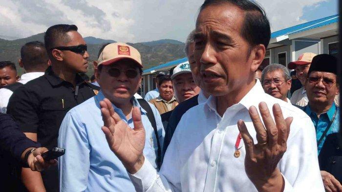 Presiden Jokowi Sebut Keterlambatan Penyediaan Huntap Disebabkan Masalah Lahan