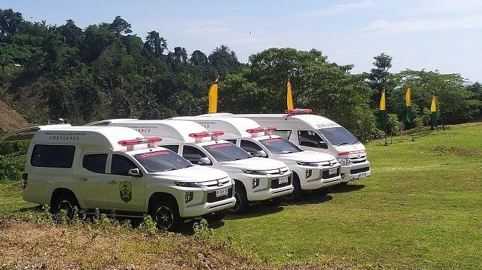 Empat Unit Ambulance Disiagakan saat HUT Kabupaten Buol ke 22