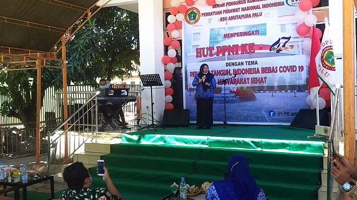 Rayakan HUT PPNI, Wali Kota Palu Teringat Pernah Bertugas Belasan Tahun di RSU Anutapura