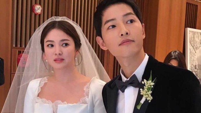 Kaleidoskop 2019: Kabar Perceraian Artis Korea, SongSong Couple hingga Pemain 'Boys Before Flowers'
