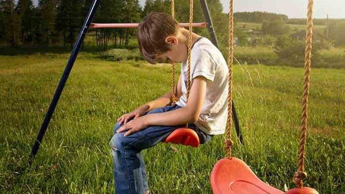 Ternyata Stres Juga Bisa Dialami Anak Kecil, Ketahui Cara Bantu Meredakannya Berikut Ini