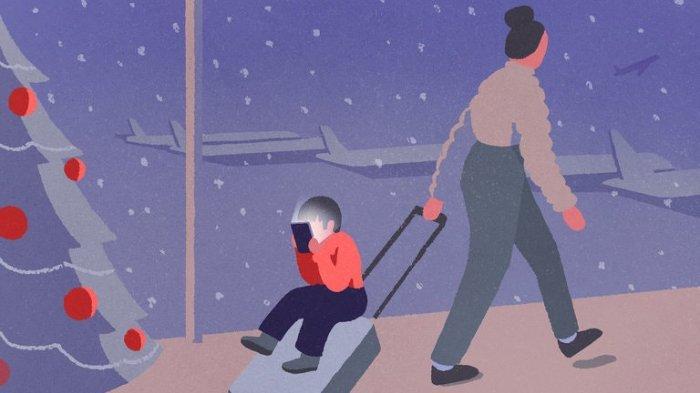 Tips Mengalihkan Perhatian Anak dari Kecanduan Ponsel atau Konten Digital