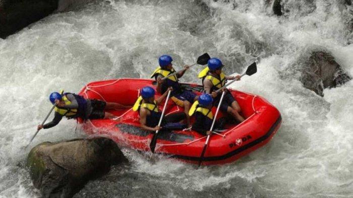 BREAKING NEWS: Anggota Mapala Untad Tewas saat Arung Jeram di Sungai Gumbasa Sigi