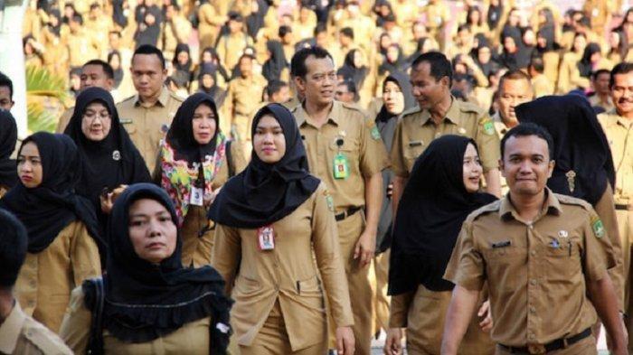Ini Jumlah ASN di Kabupaten Kota se Sulawesi Tengah, Paling Banyak di Kabupaten Banggai