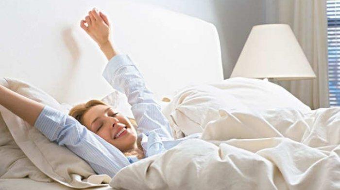 5 Tips Sederhana Bagi yang Sulit Bangun Tidur Pagi, Perlu Diterapkan agar Tak Terus Terlambat