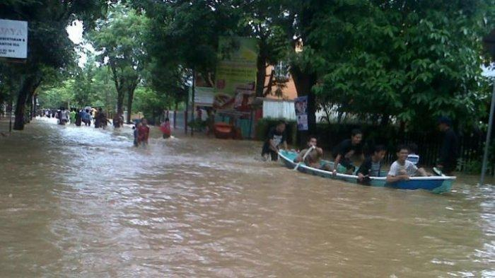 Waspada! Ini Daftar Daerah di Indonesia yang Berpotensi Banjir Akhir September 2021