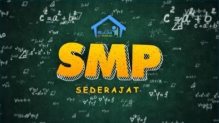 Kumpulan Materi TVRI SMP dan Sederajat, Selasa, 11 Agustus 2020: Soal dan Jawaban Bilangan Pecahan