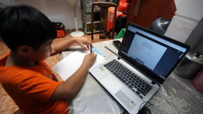 Panduan Belajar dan Jadwal Belajar dari Rumah TVRI Kamis 11 Februari 2021,Kelas 5:Danau di Indonesia