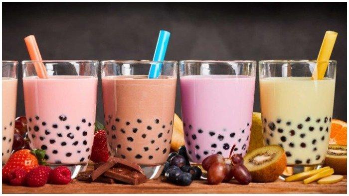 Resep Mudah Menu Buka Puasa Ramadhan 2021: Onde-onde Ketawa Isi Keju dan Bubble Milk Tea