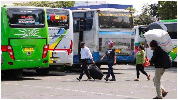 Pemprov DKI Jakarta Hapus Syarat SIKM, Belum Ada Lonjakan Penumpang Bus