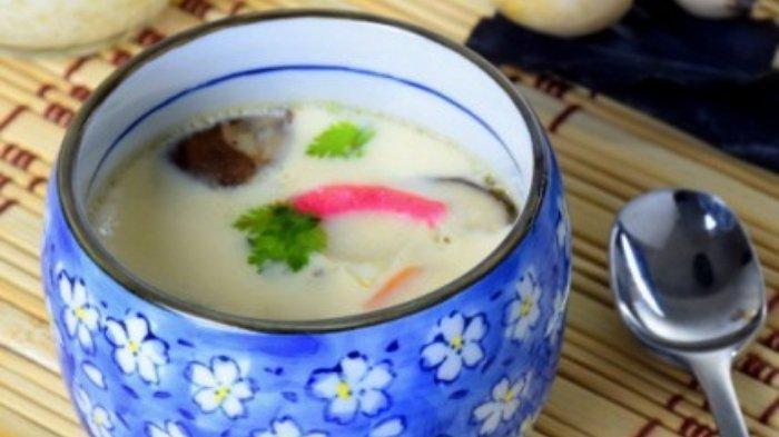 Bosan Dengan Masakan Telur yang Biasa? Coba Kreasikan untuk Membuat Chawan Mushi, Begini Resepnya