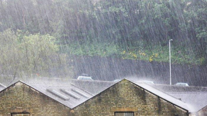 Info BMKG: Peringatan Dini Cuaca Ekstrem Jumat 26 Juni 2020 di 18 Wilayah, Palu Diguyur Hujan Lebat