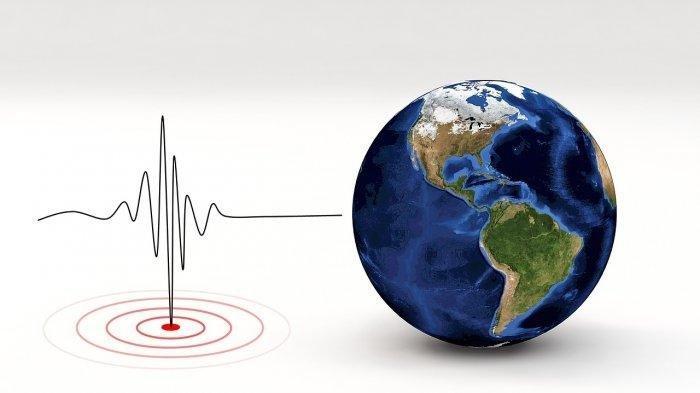 Gempa Berkekuatan M 4.9 Terjadi di 68 Km Timur Laut Balantak, Dirasakan MMI II di Luwuk, Sulteng