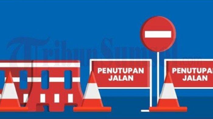 Lalulintas di Jl Jati Palu Ditutup Sementara, Pengendara Harus Cari Jalan Alternatif