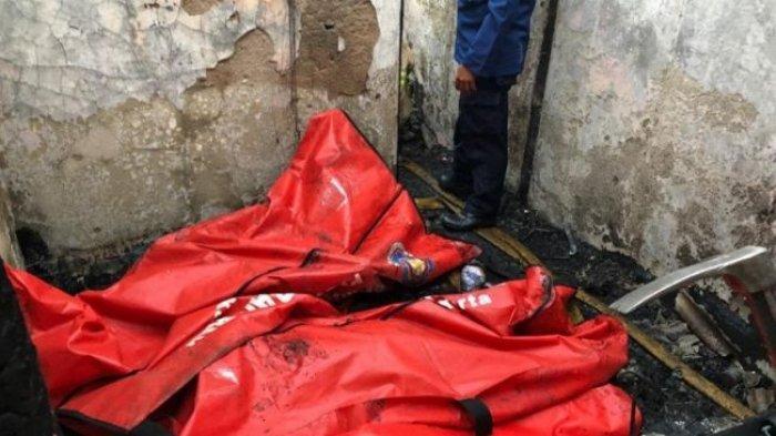 Kebakaran di Kuansing Telan 2 Korban Jiwa, Jasad Hitam Ibu dan Anak Ditemukan Berpelukan