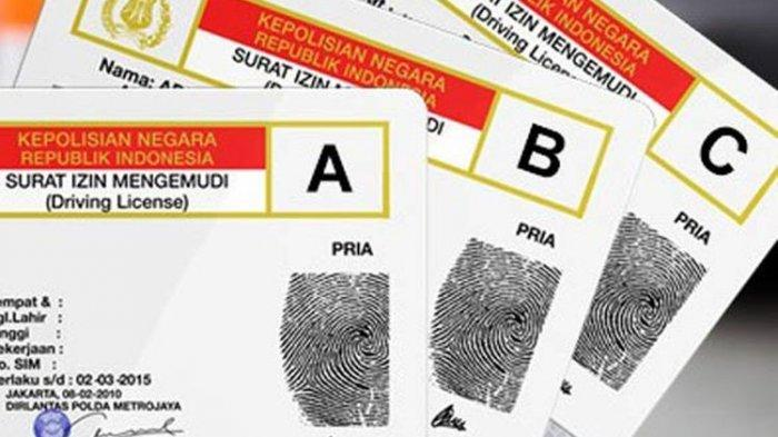 Kabar Gembira, Polri Gelar Pembuatan SIM Gratis pada 1 Juli 2020 se-Indonesia, Simak Syaratnya