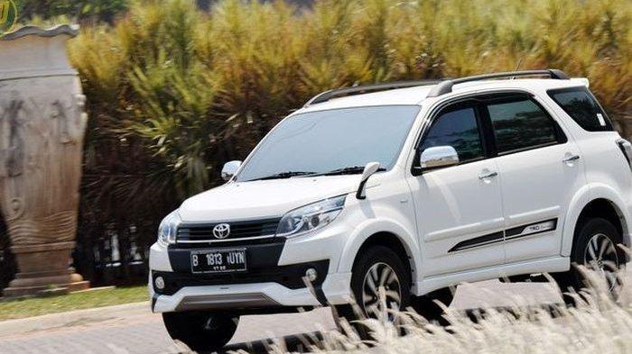 Daftar Harga Mobil Toyota Rush Bekas Mulai Rp90 Juta An Tipe S A T Keluaran 2007 Tribun Palu