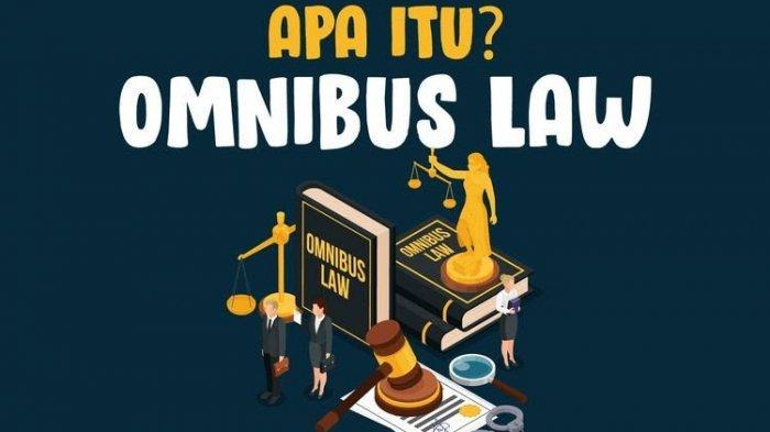 Link Download Pdf Uu Omnibus Law Cipta Kerja Lengkap Mulai Dari Dim Dan Pembahasan Hingga Uu Nya Tribun Palu