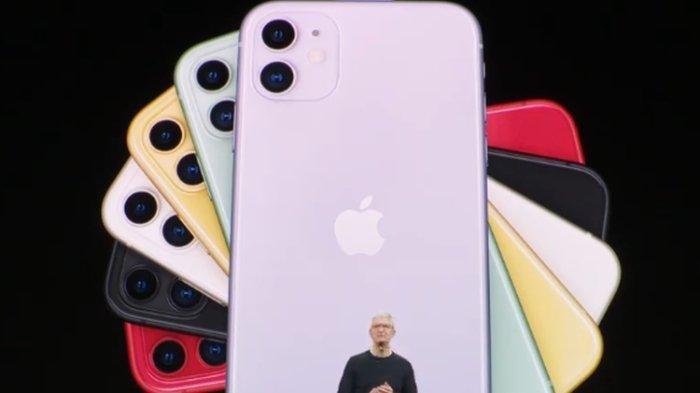 iPhone 12 Resmi Dijual, Harga iPhone 11 Turun Hingga Rp 2,5 Juta , Cek Harga Lengkapnya di Sini!