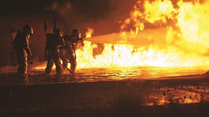 Teror Bakar Rumah Resahkan Warga Luwu Utara, 8 Rumah Warga Nyaris Terbakar