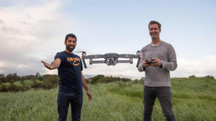 Pemerintah Cina Gunakan Drone untuk Tegur Warga yang Keluyuran di Tengah Mewabahnya Virus Corona