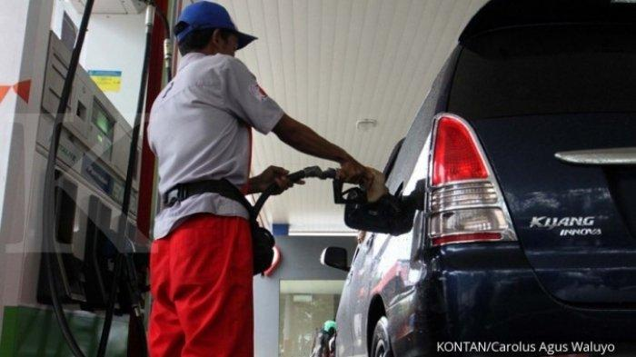 Gara-gara Virus Corona, Pertamina Cetak Rekor Penjualan BBM Terendah Sepanjang Sejarah