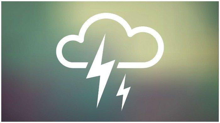 BMKG: Prakiraan Cuaca Sulawesi Tengah Besok Jumat, 5 Maret: Hujan Petir di 4 Wilayah, Termasuk Palu