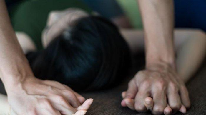 Ditinggal Istri Kerja Jadi TKW, SP Nekat Hamili Keponakan dan Rekam Anak Gadis yang Sedang Mandi