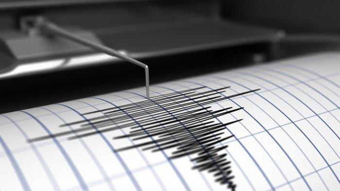 BMKG Catat Gempa Bumi Magnitudo 4.0 di Wilayah Kendari, Senin 3 Februari 2020 Siang
