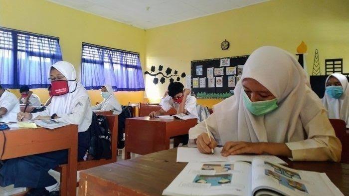 Disdikbud Palu akan Terapkan PTMT di SMP dengan Dua Kelompok