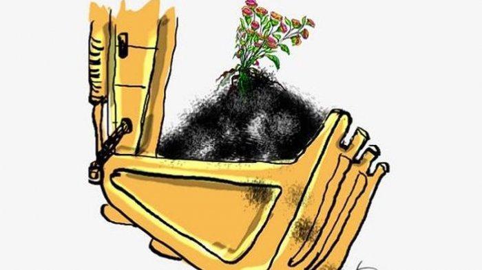 Diduga Terlibat Aktivitas Tambang Ilegal di Sigi, 4 Warga Diamankan ke Polda Sulteng