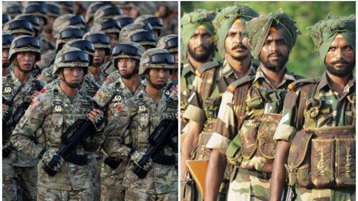 Ini Kronologi Terjadinya Bentrokan antara Tentara China & India, Sebabkan Sejumlah Nyawa Melayang