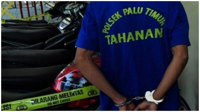 Dua Pengguna Sabu di Banggai Dibekuk Polisi