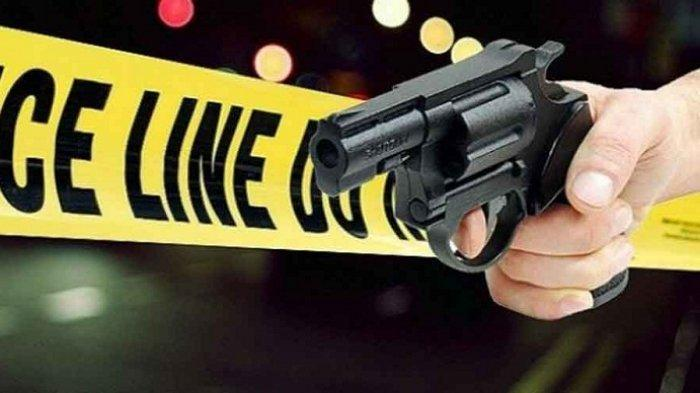 Pistol Anggota Patwal Tiba-tiba Meledak di Rumah Bupati Mamasa, Seorang Warga Terluka