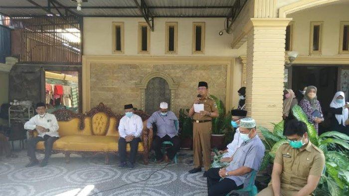 Imam Masjid Agung Palu Tutup Usia Jelang Idulfitri 2021