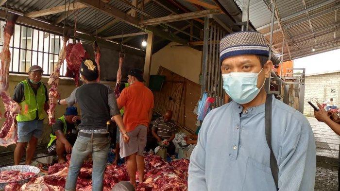 Masjid Sabilul Muhtadin-Karampe Palu Bagikan Daging 5 Ekor Sapi dan 9 Kambing