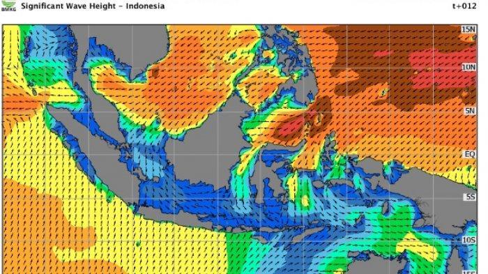 Peringatan Dini Cuaca Ekstrem BMKG Hari Ini, Sabtu 20 Maret 2021: Waspada Hujan Lebat Petir di Jatim