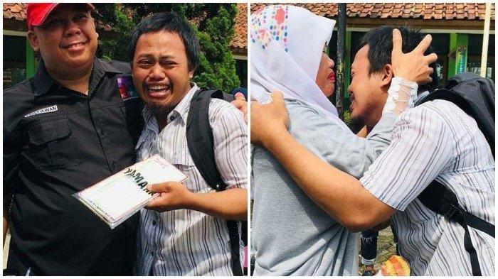 Sosok Panji Setiaji, Guru Honorer Bergaji 300 Ribu yang Viral Setelah Dihadiahi Sepatu & Motor Baru
