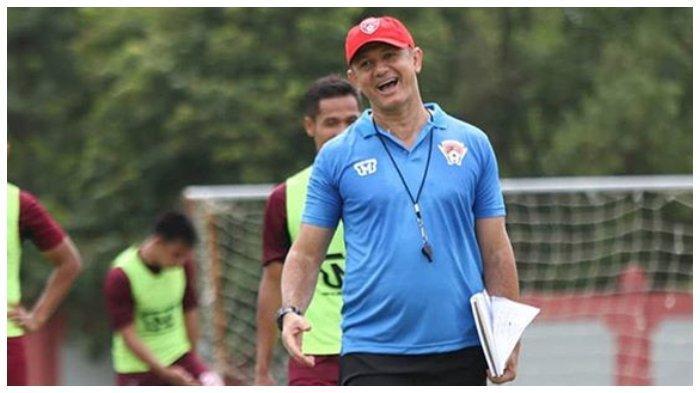 Pelatih Kalteng Putera, Gomes de Oliveira Benahi Dua Sektor Jelang Laga PSS Sleman