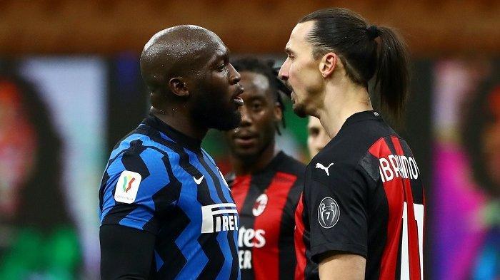Hasil Liga Italia: Kalah dari Lazio, AC Milan Terlempar dari 4 Besar, Inter di Ambang Juara