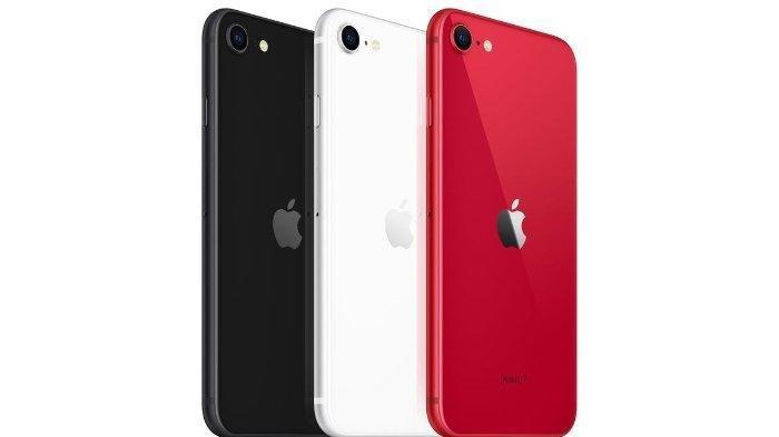 Apple Resmi Luncurkan iPhone SE 2020, Dibanderol Mulai Harga Rp6,3 Juta, Simak Spesifikasinya
