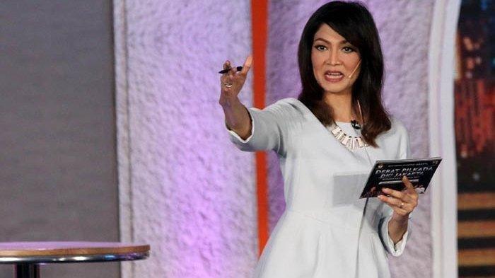 Masih Ingat Moderator Debat Pilpres Ira Koesno? Tetap Cantik di Usia 51 Tahun, Ungkap Rahasianya