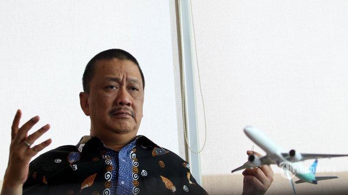 Parfum Berlogo Garuda Indonesia Banyak Dijual Online, Ini Penjelasan Dirut Garuda Indonesia