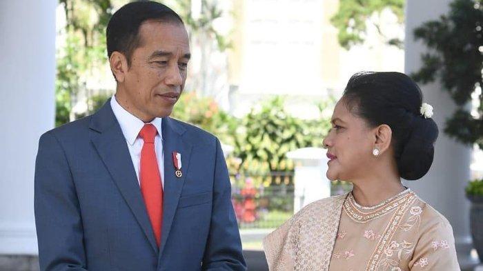 Bertepatan Hari Kesaktian Pancasila, Iriana Jokowi Berulang Tahun ke-57, Ini Profil Sang Ibu Negara