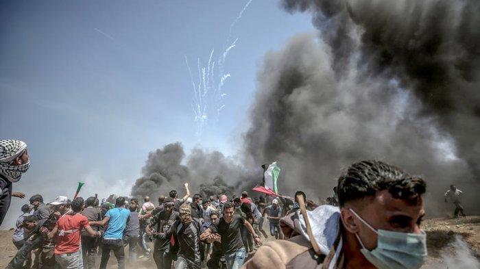 800 Roket Hantui Israel, Hamas Tak Takut Perang: Perlawanan Sudah Siap