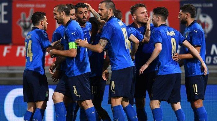 Jadwal dan Live Streaming Semifinal Euro 2020 Italia Vs Spanyol, Ini Prediksi Pemain dari Kedua Tim