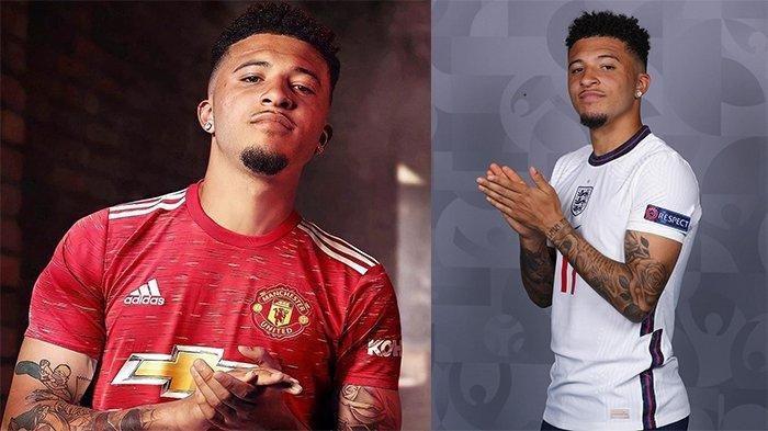 Baru Dibeli dengan Harga Mahal, Jadon Sancho Sudah Bikin Masalah di Manchester United