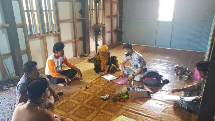 Jasa Raharja Sulteng Santuni Ahli Waris Korban Lakalantas di Morowali Utara