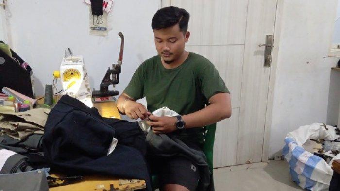 Bikin Jeans, di Palu Ada Produk Lokal Bisa Pesan Sesuai Keinginan
