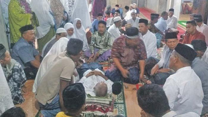 30 Tahun jadi Muazin, Tgk Nurdin Meninggal Dunia saat Kumandangkan Azan Subuh